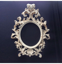 Italian Wood Picture Frame
