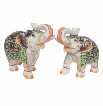 Home Decorative Marble Elephant