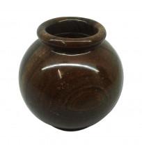 Multi Color Onyx Decorative Small Vase