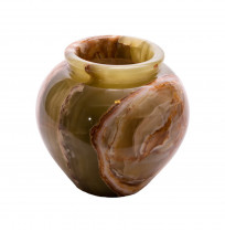 Multicolour Marble Onyx Bowl