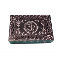 Black Marble Jewellery Box
