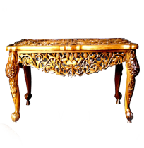 Luxurious Centre Wooden Table