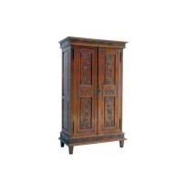 Beautiful Antique Carving Wardrobe