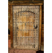 Antique Wooden Carving Door